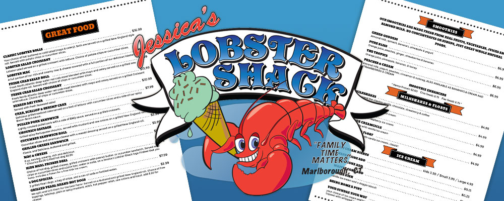 Lobster & Ice Cream Shack